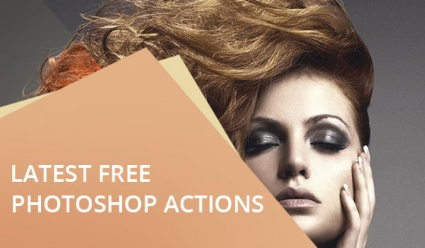 Latest Free Photoshop Actions