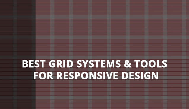 100 best grid systems tools for responsive design malvernweather Choice Image