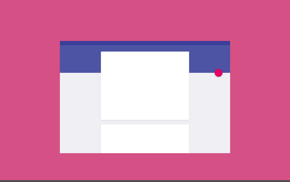 CSS Animation Material Design