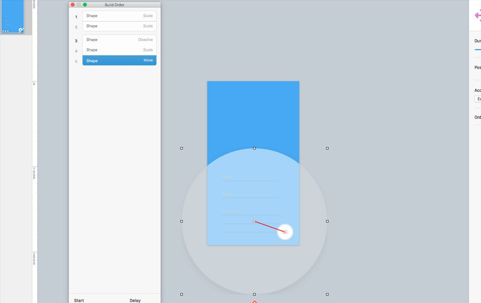 Design In Sketch Then Animate In Keynote