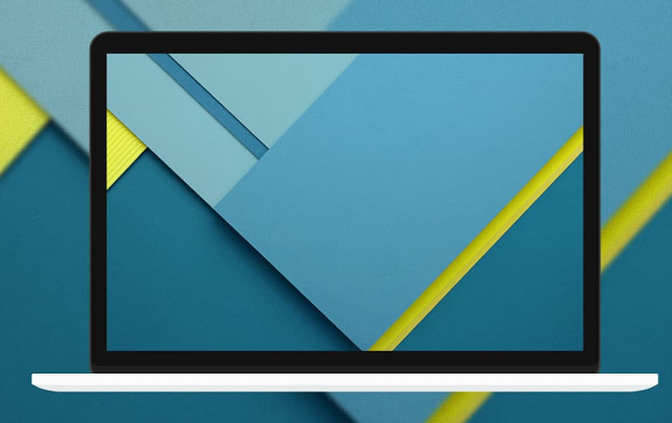 Download the New Chrome OS 'Material Design' Default Wallpaper