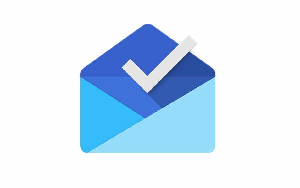 Google inbox logo (Free Sketch File)