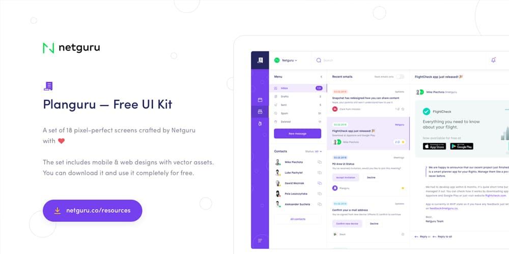 Free Sketch Resources (UI Kits , Mockups, Icons,)