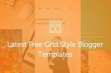 40 latest free gallery style blogger templates 2018 css for Blogger templates free download 2012