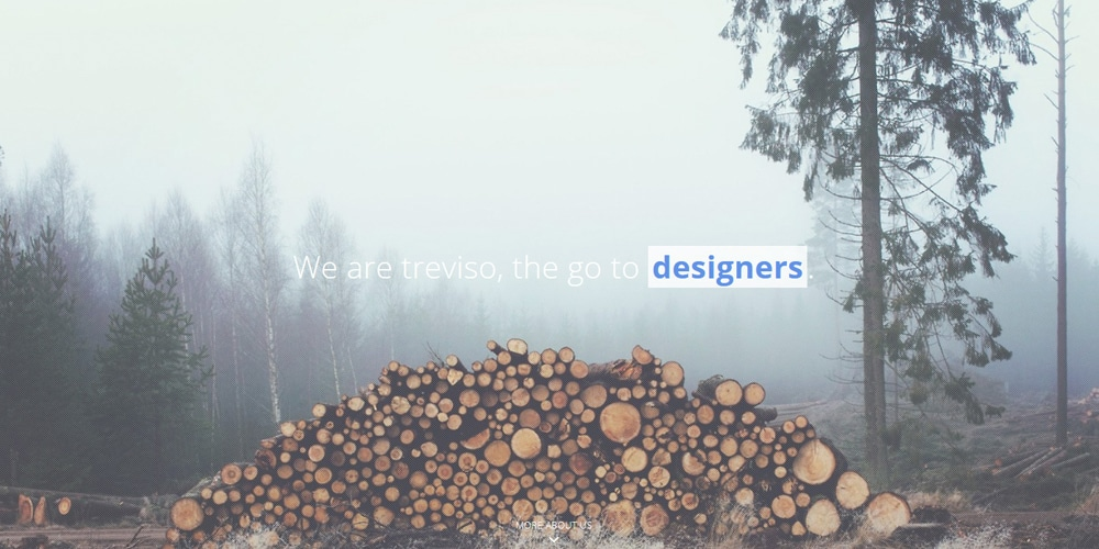 Treviso HTML Template