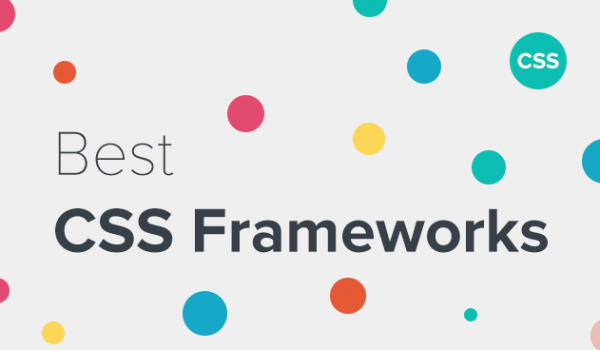 40+ Best CSS Frameworks for Responsive Design