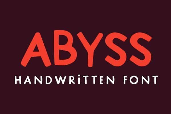 Abyss Font