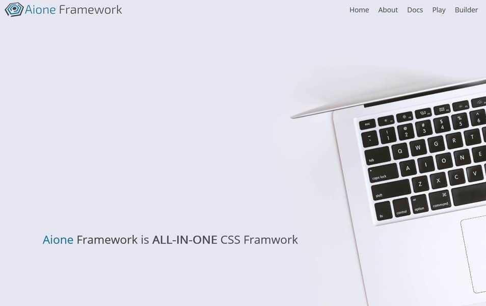 100 best css frameworks for responsive design aione framework is one of lightweight front end framework to make your html more beautiful aione framework 10 stabled and flexible css framework malvernweather Image collections
