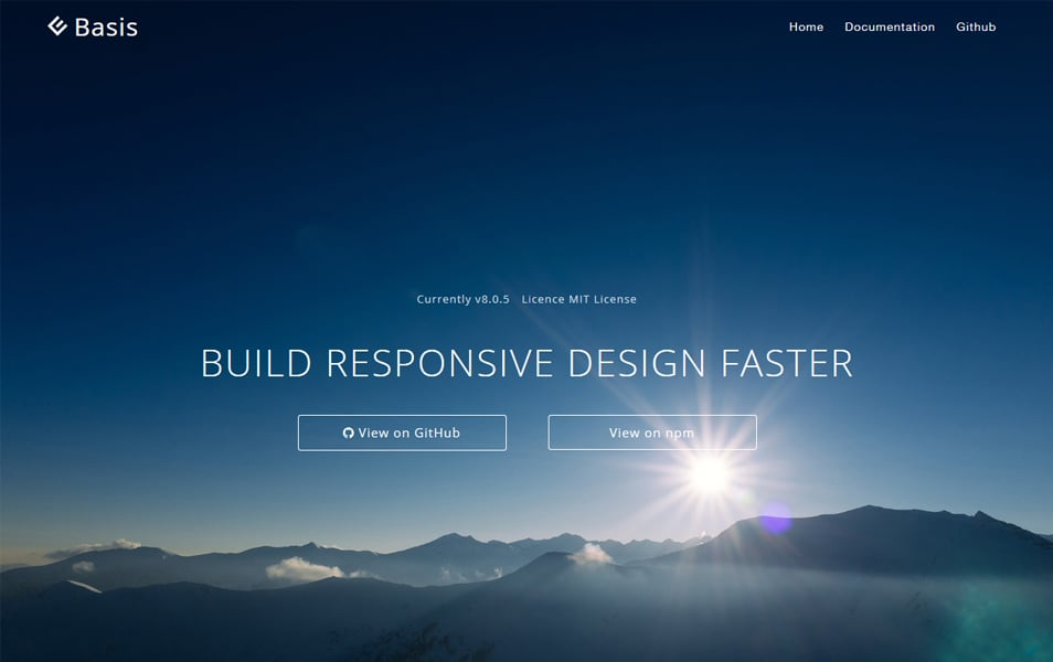 100 best css frameworks for responsive design a lightweight responsive sasscss framework based on flexible box malvernweather Image collections