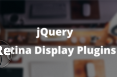 Best jQuery Retina Display Plugins