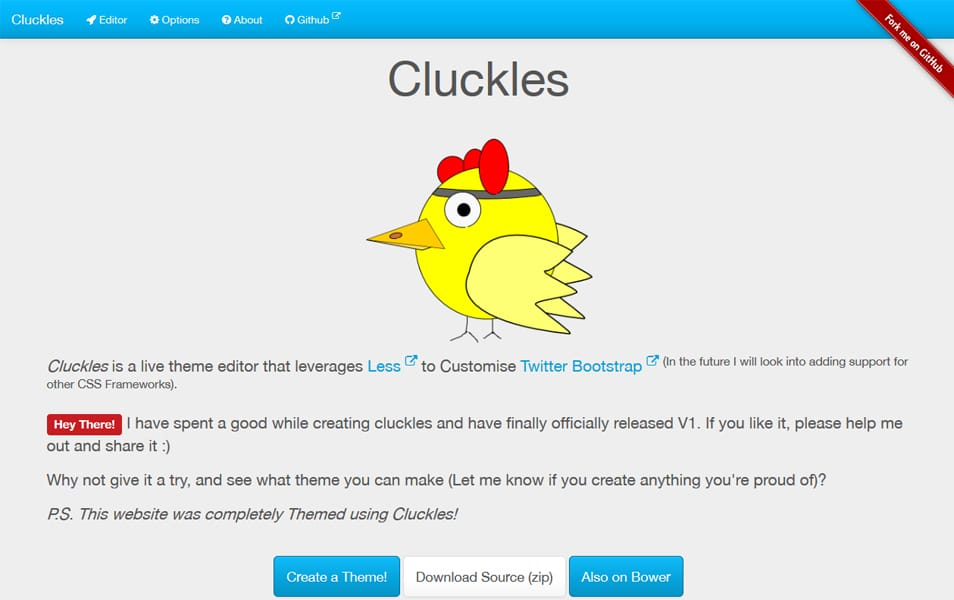 Cluckles