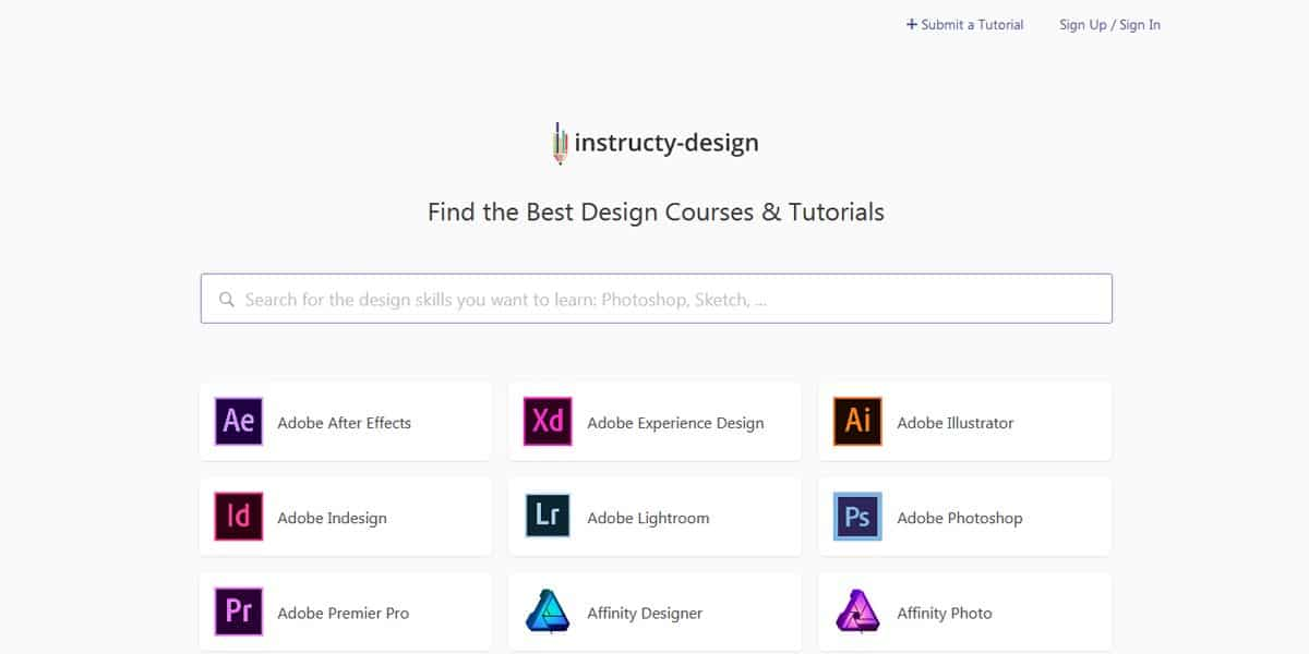 Instructy Design