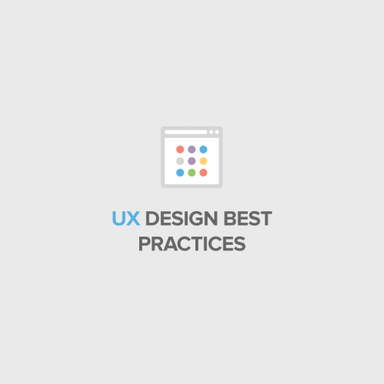 UX Design Best Practices