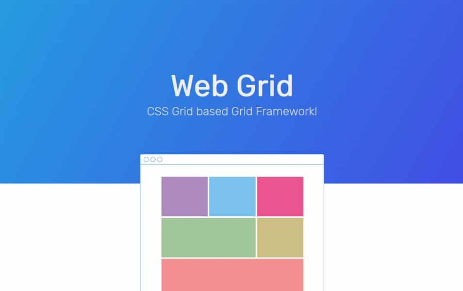 100 best css frameworks for responsive design web grid is a css grid based grid system for easy web development the minified grid css weighs less than a kb malvernweather Image collections
