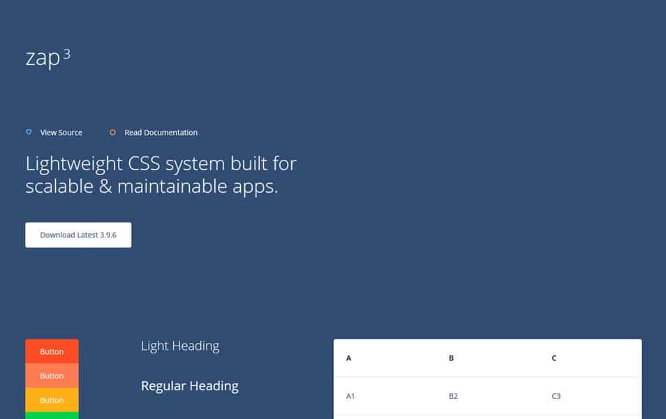100 best css frameworks for responsive design lightweight and scalable css framework built for modern applications malvernweather Image collections