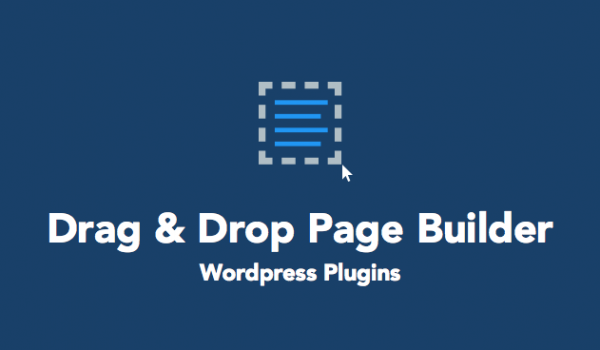 30+ Best Drag and Drop Page Builder WordPress Plugins