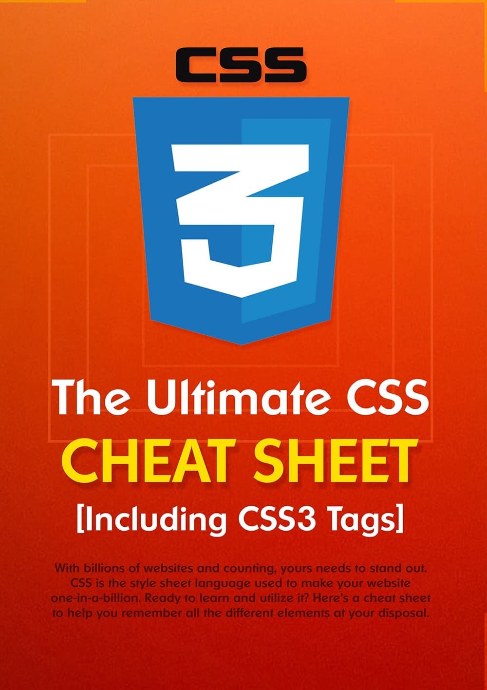 Comprehensive CSS Cheat Sheet