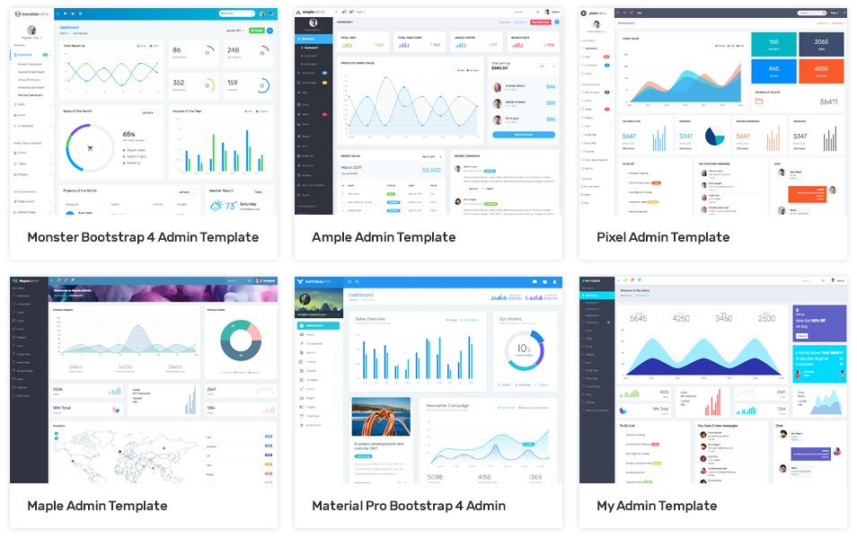 At Wrixel We Offer High Quality Free And Premium Bootstrap Admin Templates It Can Be Used For Your Products Like Crm Project Management Cms Etc