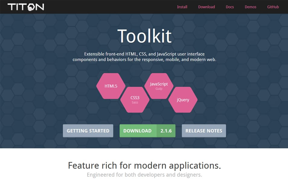Titon Toolkit