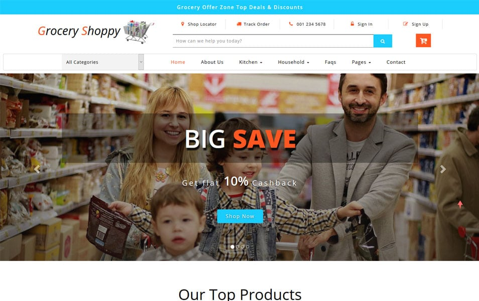 Grocery Shoppy