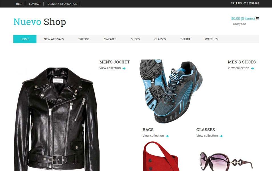 Nuevo Shop