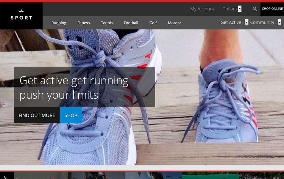 Sport HTML Template