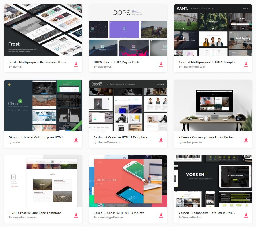 _elements_category_0024_site templates