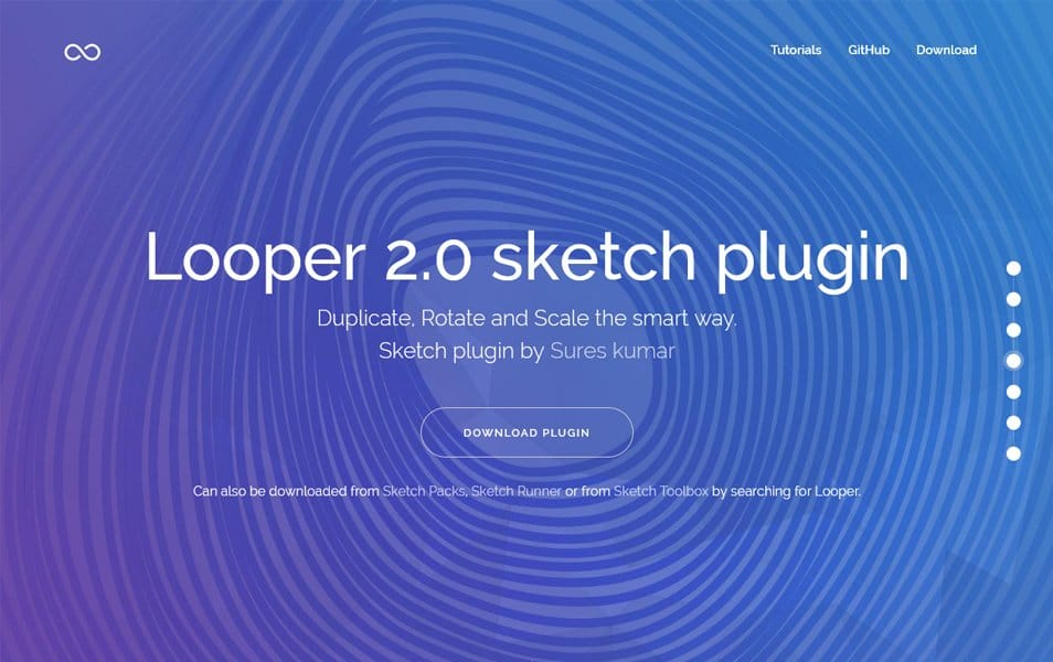 Looper Sketch plugin