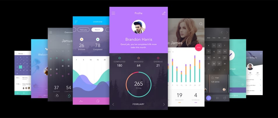 DO UI Kit for Photoshop & Sketch