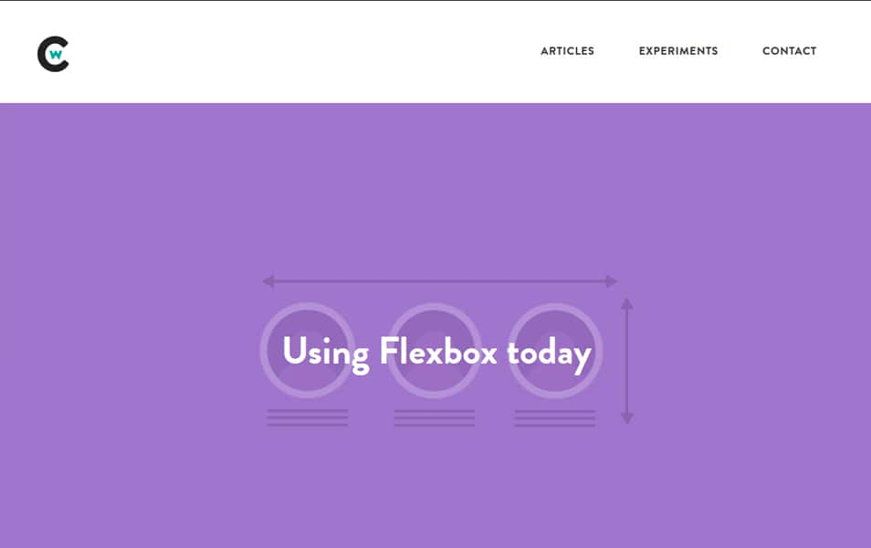 Using Flexbox today