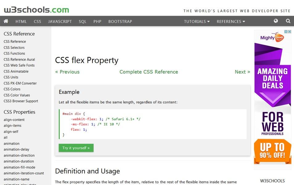 The Complete CSS Flexbox Resources » CSS Author