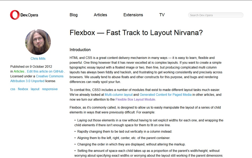 Flexbox — Fast Track to Layout Nirvana