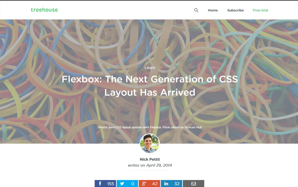 Flexbox: The Next Generation of CSS Layout Has Arrived