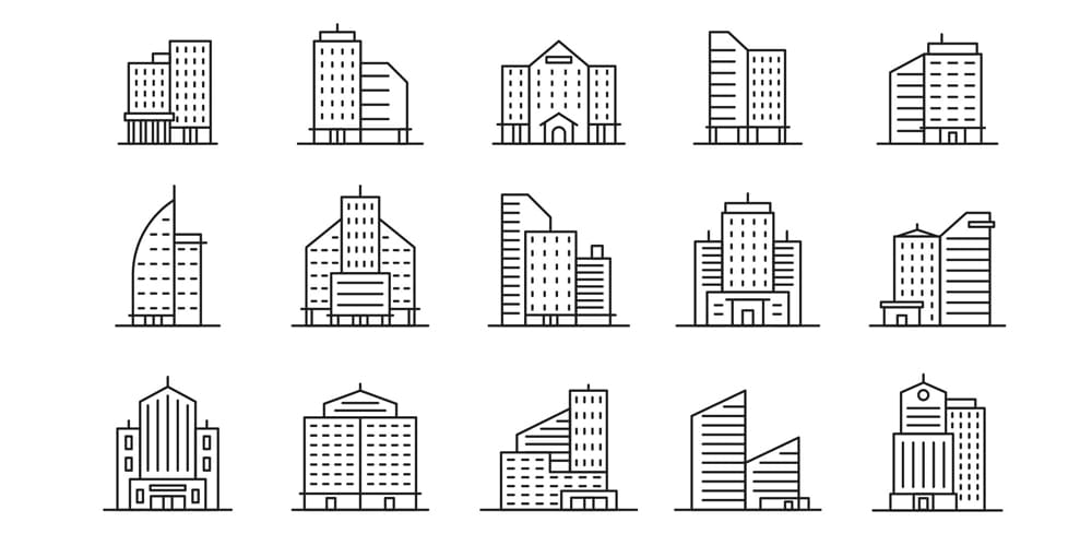Building Vector Icons
