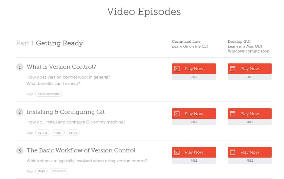 Command Line Video Course