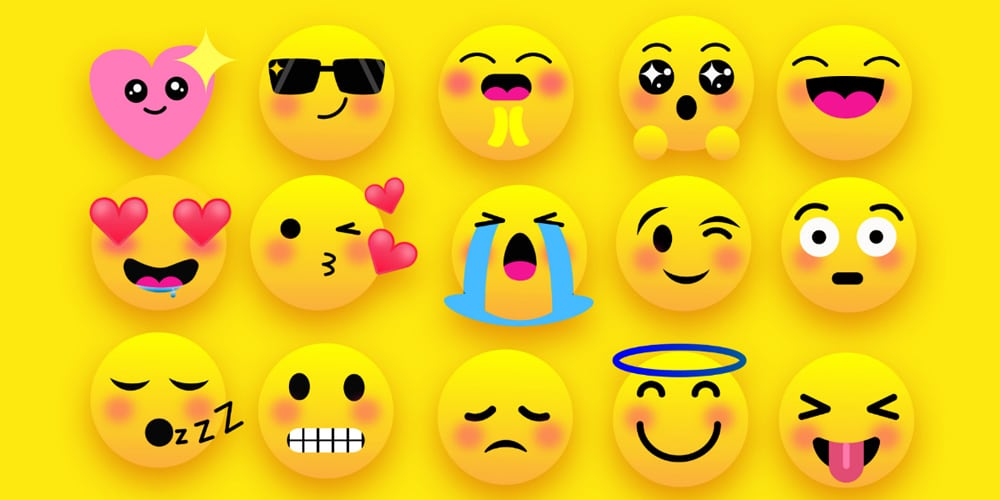 Emoji Card and Emoji Icons