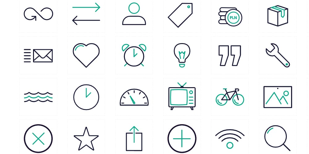 Free Animated Interactive Icons
