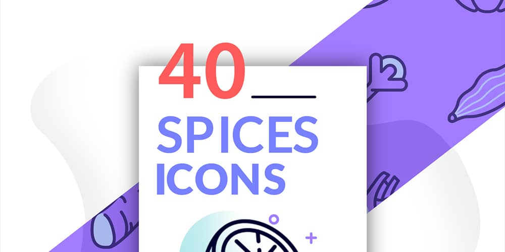 Free Spices Icons