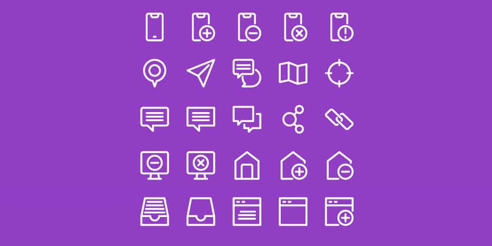 Free User Interface Icons