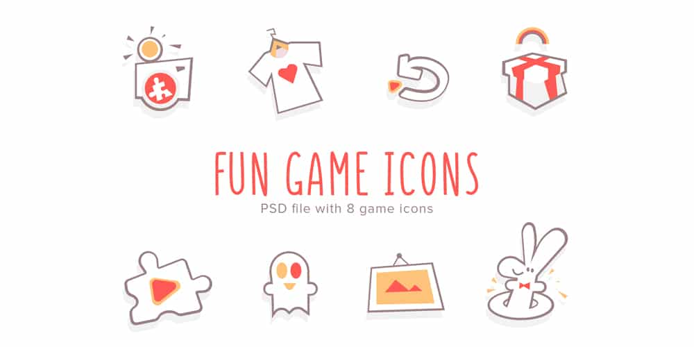 Fun-Game-Icons