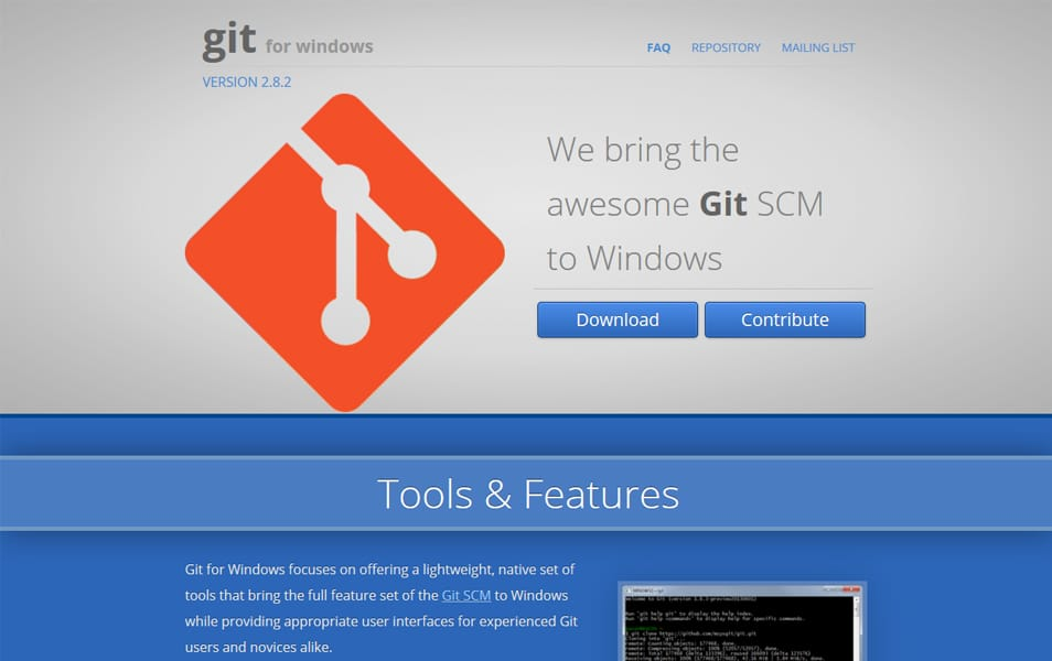 Git for Windows