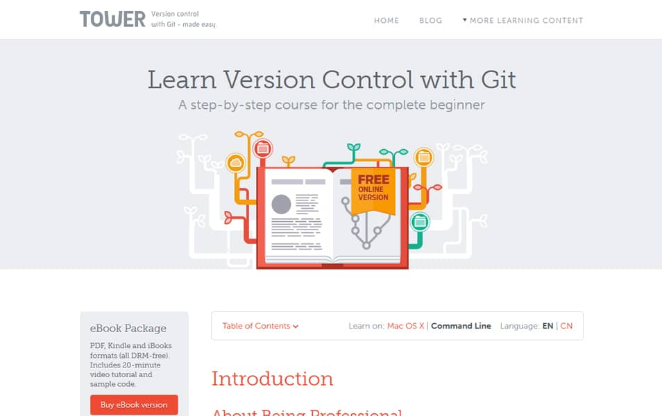 Learn Version Control with Git