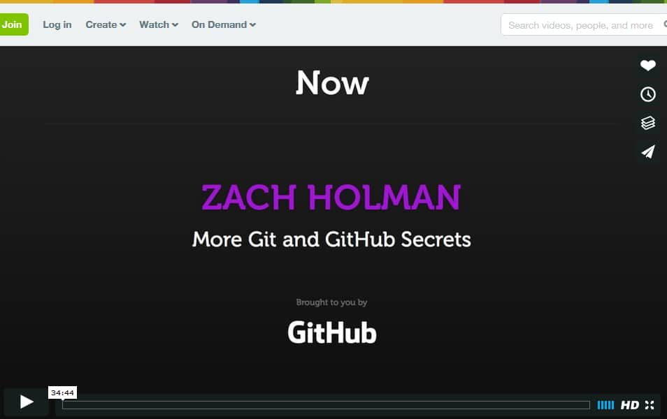 More Git and GitHub Secrets