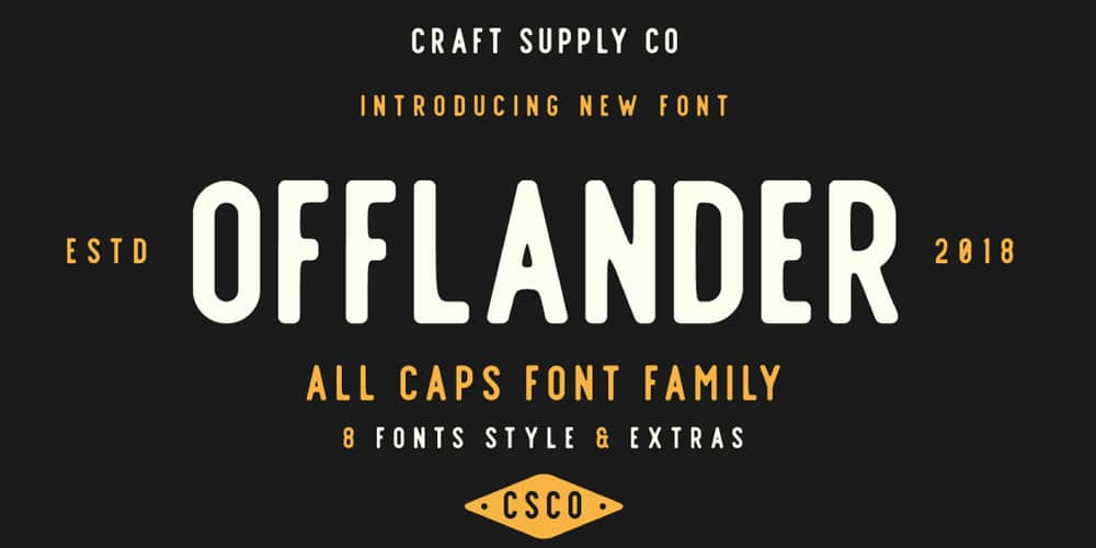 Best Free Retro Fonts For Designers » CSS Author