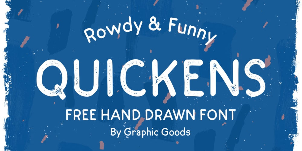 Quickens Free Font