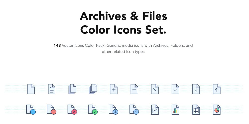 The Color Icons