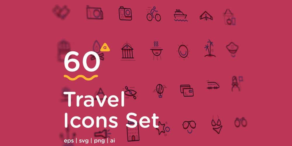 Travel-Icons