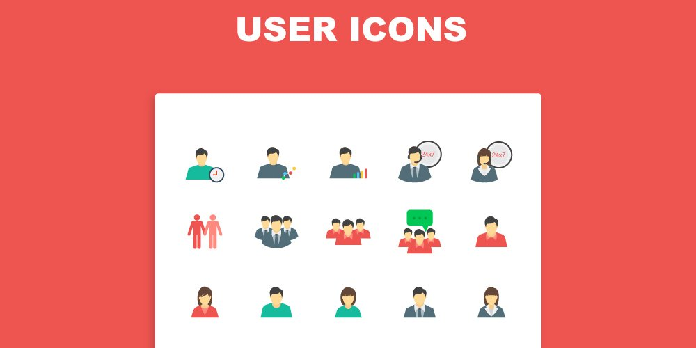 User-Icons