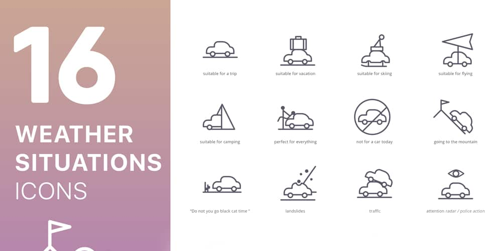Weather-Situations-Icons