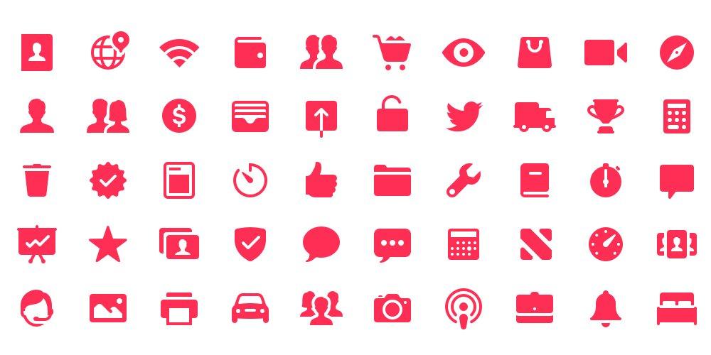 در iOS 11 علامت یا نشان حجاری آیکن